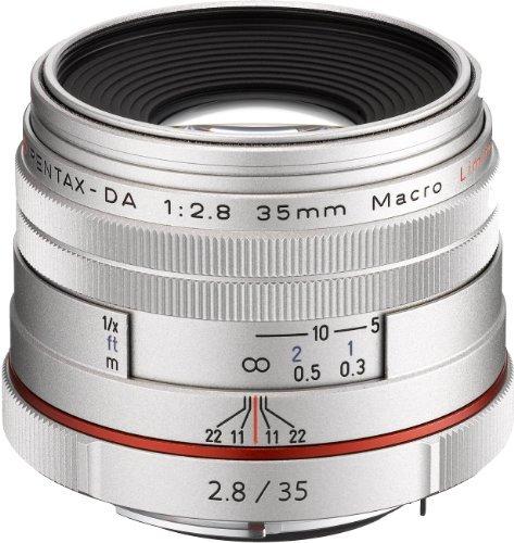 HD PENTAX-DA 35mmF2.8 Macro Limited シルバー
