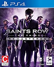 Saints Row The Third - Remastered (輸入版:北米) - PS4