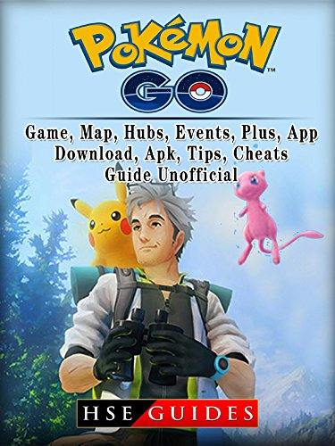 Pokemon Go, Game, Map, Hubs, E...