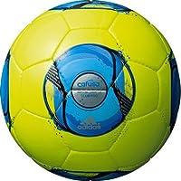 adidas(アディダス) サッカーボール カフサ クラブプロ AF4811YSK イエローXサックスXシルバー 4号