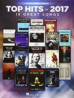 Top Hits of 2017: Piano - Vocal - Guitar (Top Hits of Piano Vocal Guitar)