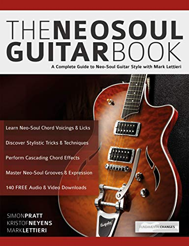 amazon co jp the neo soul guitar book a complete guide to neo soul