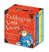 Paddington Bear Little Library for Little Hands [Floral] [並行輸入品]