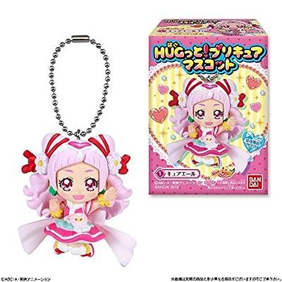 HUGっと!プリキュア マスコット 10個入 食玩・ガム (HUGっと!プリキュア)