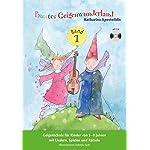 Buntes Geigenwunderland - Band 1 (Book/CD)