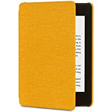 All-new Kindle Paperwhite Water-Safe Fabric Cover (10th Generation-2018) - Yellow