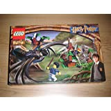 "LEGO 4727 Harry Potter series ""Aragogu forest forbidden"" (japan import)"