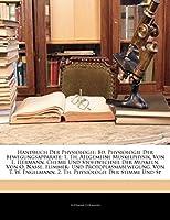 Handbuch Der Physiologie: Bd. Physiologie Der Bewegungsapparate: 1. Th. Allgemeine Muskelphysik, Von L. Hermann. Chemie Und Stoffwechsel Der Mus