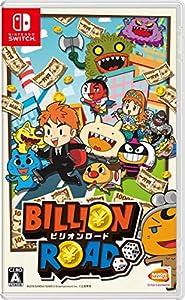 ビリオンロード -Switch (【早期購入特典】ゲーム攻略に役立つ「ビリオンロードマップ」 同梱)