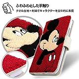 iPhone XR 『ディズニーキャラクター』-サガラ刺繍 手帳型ケース 帆布-チップ&デール/チップ&デール IS-DP18SGR1/CD