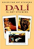 Dali: 16 Art Stickers (Dover Art Stickers)