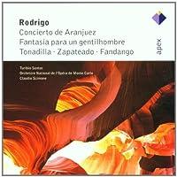 Rodrigo: Concierto De Aranjuez Fantasia Para Un Ge