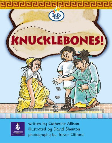Info Trail Beginner:Knucklebones Non-fiction (LITERACY LAND)の詳細を見る