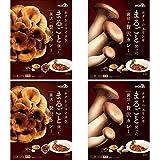 ホクトの菌活・贅沢カレーセット(エリンギ・マイタケ各1食)x2