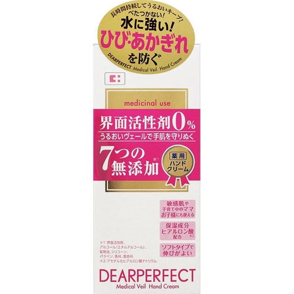 モータークレジット鼻ディアパーフェクト 薬用ハンドクリーム 40g [医薬部外品]