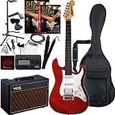 Rayfield レイフィールド エレキギター サウンドステーションオリジナル RST-320/MRD 初心者入門VOXセットアンプ