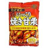 タクマ食品 にっこり焼き甘栗 250g×20袋
