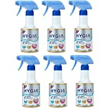 【まとめ買い】トップ ハイジア 消臭・芳香剤 除菌・消臭スプレー 本体 350ml×6個