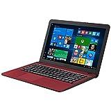 """VivoBook Max X541UA ノートPC(レッド/15.6""""(1366x768)/i3-6006U/2.0GHz/3MB/4G/256G SSD/802.11bgn/BT4.0/Win10 Home 64B/DVDスーパー.."""
