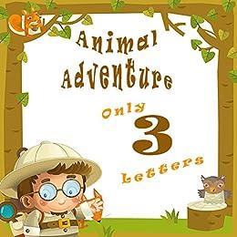 animal adventure only 3 letters animal adventure series volume book 1 ebook kavea q green