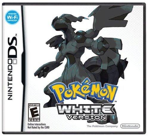 Pokemon White Version by Ninte...