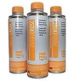 ☆PRO-TEC Common-Rail Diesel System Clean&Protect 「ディーゼルシステムの汚れを洗浄」 3本セット  コモンレール式ディーゼルシステム クリーン&プロテクト  品番2101 内容量375ml