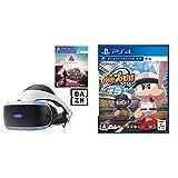 PlayStation VR PlayStation Camera 同梱版+Farpoint + 実況パワフルプロ野球2018 セット