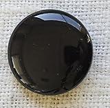 5556-09 ボタン  13ミリ  色系    黒