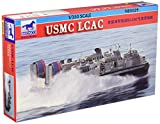 ブロンコモデル 1/350 アメリカ海兵隊 LCACエルキャック ホバー揚陸艇 プラモデル CB5029