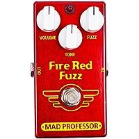 Mad Professor マッドプロフェッサー エフェクター FACTORY Series ファズ Fire Red Fuzz FAC 【国内正規品】