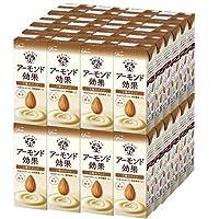 グリコ乳業 アーモンド効果 3種のナッツ 200ml紙パック×24本入×(2ケース)