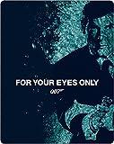 〔スチールブック仕様〕ユア・アイズ・オンリー〔800セット数量限...[Blu-ray/ブルーレイ]
