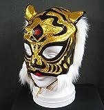 【好評発売中】セミレプリカマスク 初代タイガーマスク 伝説