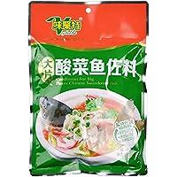 味聚特 大片酸菜魚佐料300g*30袋*2箱 中華食材調味料・中国名物
