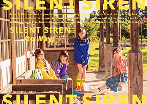 SILENT SIREN【Go Way!】カラフルなMVを解説!元気いっぱいの振り付けがカワイイ!!の画像