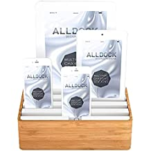 All Dock Australian One Handed Docking Package. Size: Medium Colour: Bamboo/White Comes with 2 x One Handed Docks as Bonus