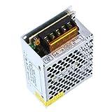 SODIAL(R)AC 85V263V to DC 12V 2A 24W LEDストリップ電圧トランス電源スイッチ