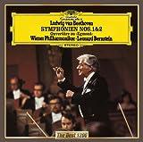 ベートーヴェン:交響曲第1番&第2番、「エグモント」序曲