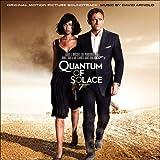 007/慰めの報酬~オリジナル・サウンドトラック
