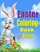 Easter Coloring Book for Kids (Holiday Coloring Books)