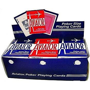 Aviator(アビエーター) ポーカーサイズ トランプ [並行輸入品]