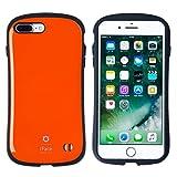 iPhone7 Plus iPhone7Plus ケース カバー iFace First Class ストラップホール付き 正規品 / オレンジ