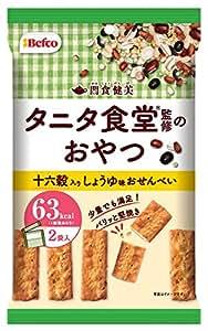 栗山米菓 間食健美(十六穀)おでかけパック 32g×12袋