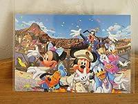 A TDS 東京ディズニーシー ミッキー ミニーほか キャラクター セレブレーション ポストカード
