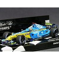1/43 ルノー F1 〓 R26 / F.アロンソ 2006 ブリティッシュGP 優勝車 〓 RENAULT