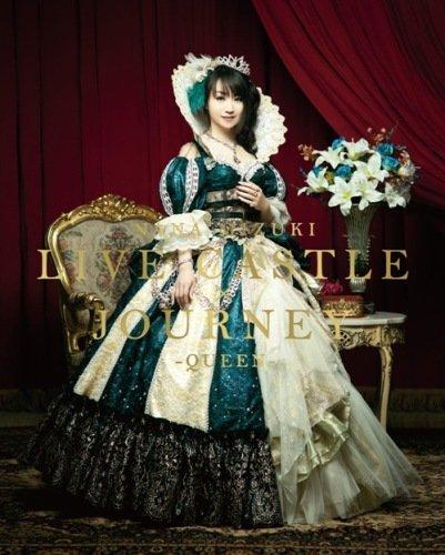 NANA MIZUKI LIVE CASTLE×JOURNEY-QUEEN- [Blu-ray] 水樹奈々 水樹奈々 キングレコード