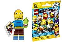 レゴ(LEGO) ミニフィギュア ザ・シンプソンズ シリーズ2 コミックブック・ガイ|LEGO Minifigures The Simpsons Series2 Comic Book Guy 【71009-7】