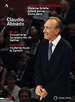 Claudio Abbado - Lucerne Festival Orchestra [DVD]