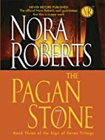 The Pagan Stone (Thorndike Press Large Print Core Series: The Sign of Seven Trilogy)