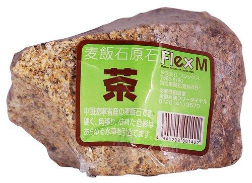 麦飯石原石チャM